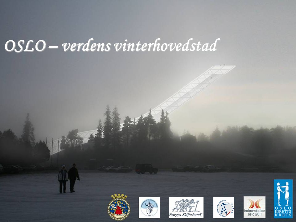 OSLO – verdens vinterhovedstad