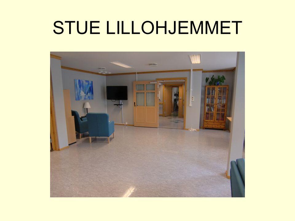 STUE LILLOHJEMMET