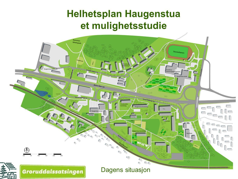 Helhetsplan Haugenstua et mulighetsstudie