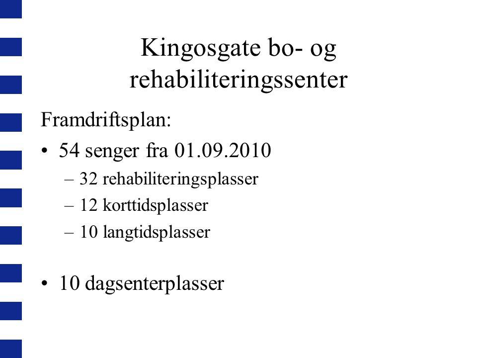 Kingosgate bo- og rehabiliteringssenter