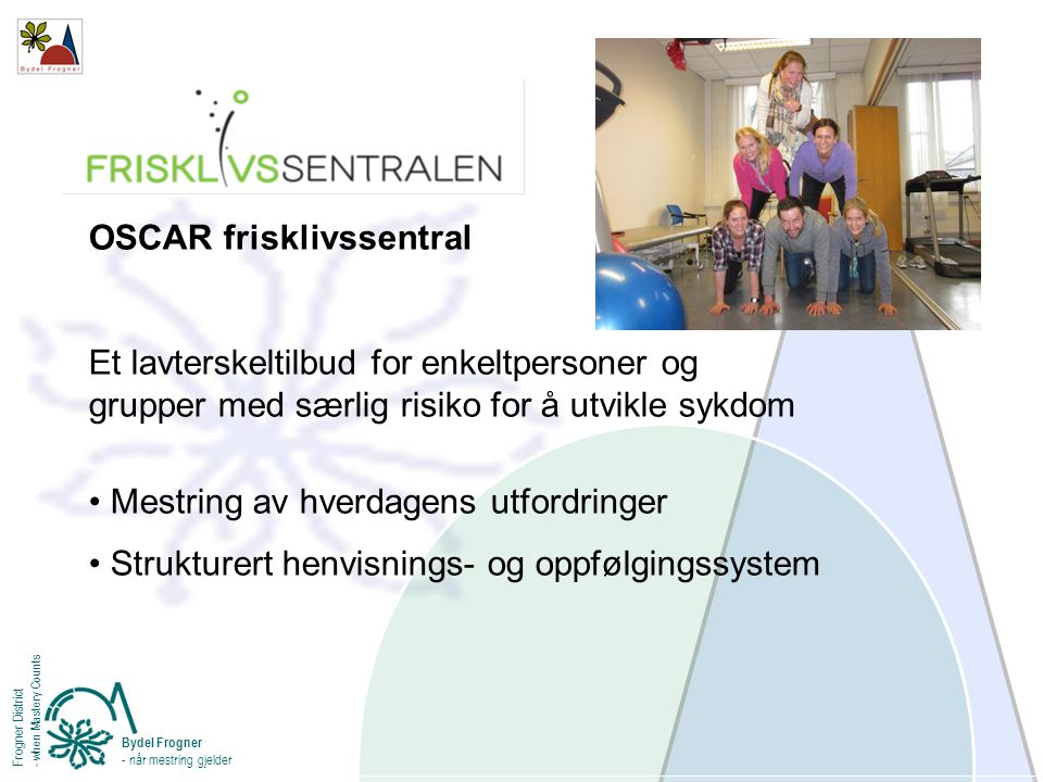 OSCAR frisklivssentral