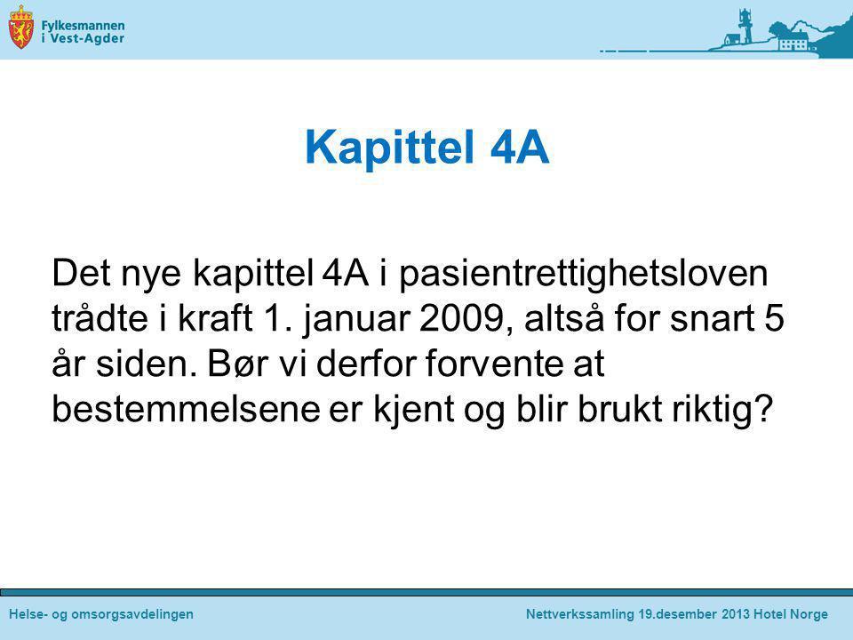 Kapittel 4A