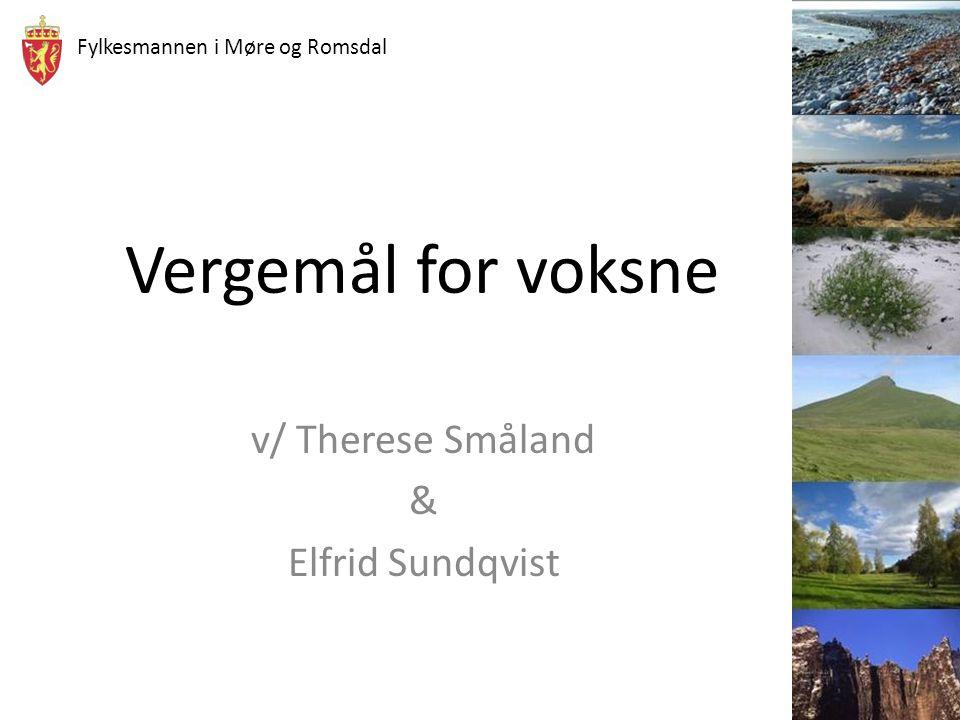 v/ Therese Småland & Elfrid Sundqvist