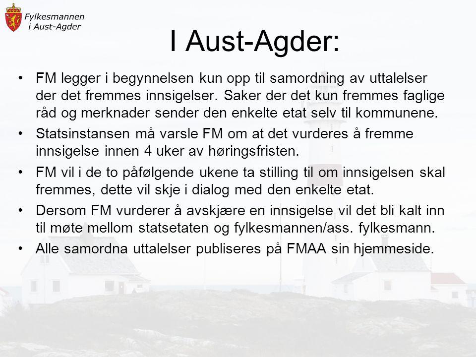 I Aust-Agder: