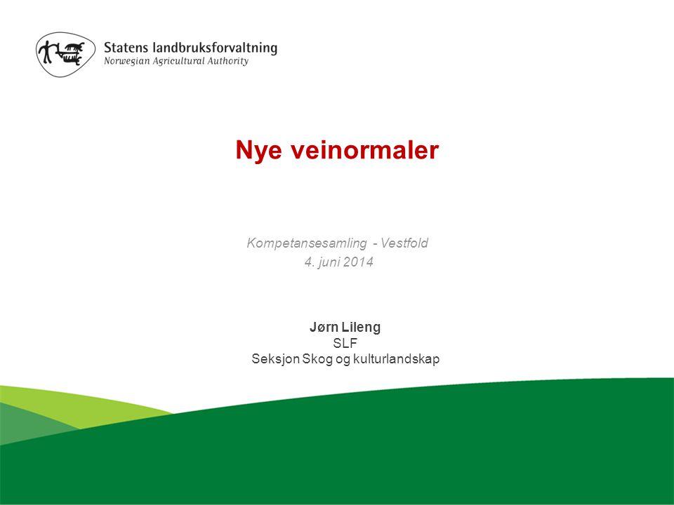 Kompetansesamling - Vestfold 4. juni 2014