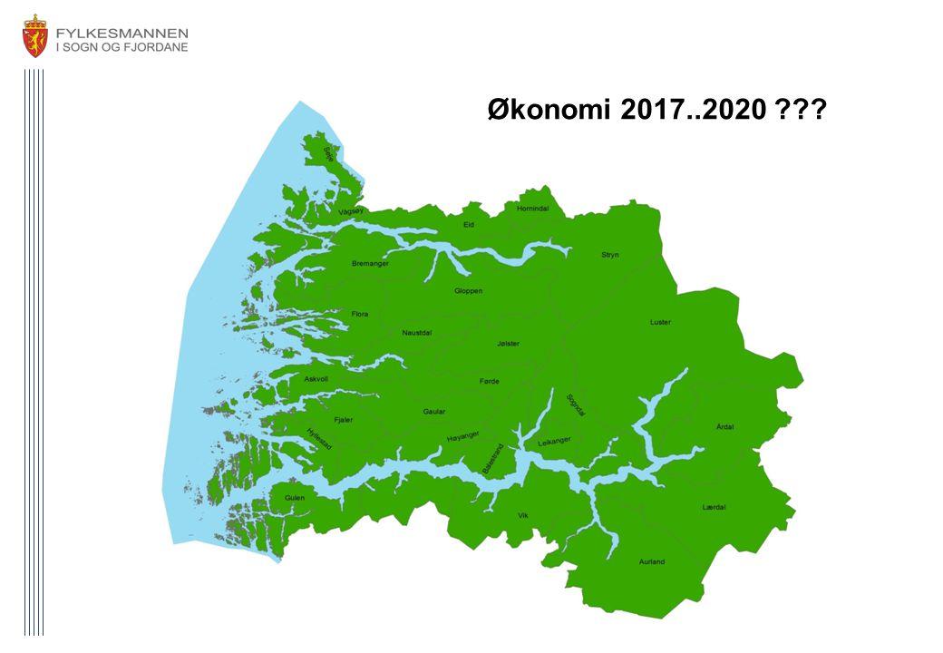 Økonomi 2017..2020