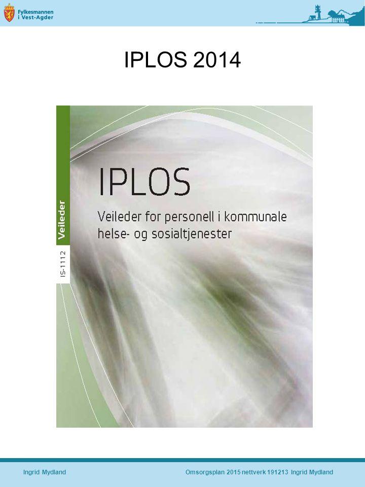 Omsorgsplan 2015 nettverk 191213 Ingrid Mydland