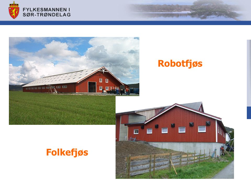 Robotfjøs Folkefjøs