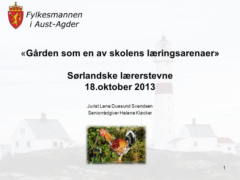 Jurist Lene Duesund Svendsen Seniorrådgiver Helene Kløcker