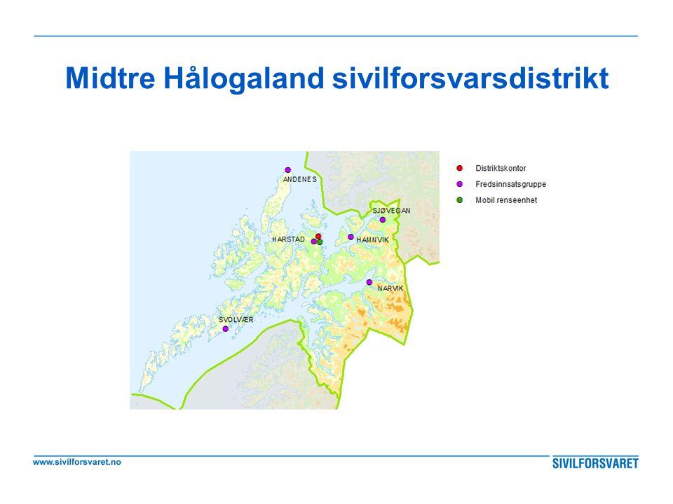 Midtre Hålogaland sivilforsvarsdistrikt