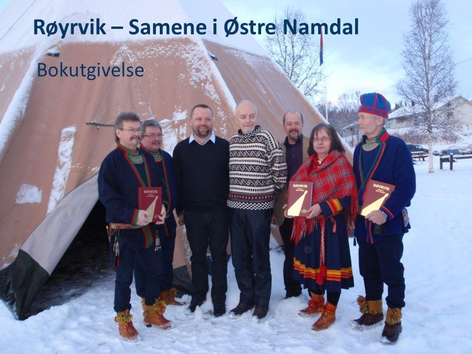 Røyrvik – Samene i Østre Namdal