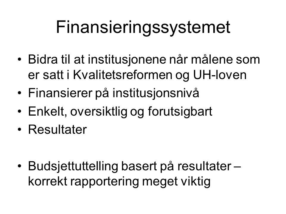 Finansieringssystemet