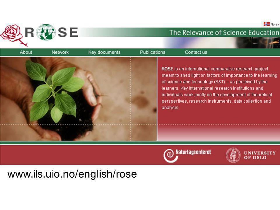www.ils.uio.no/english/rose