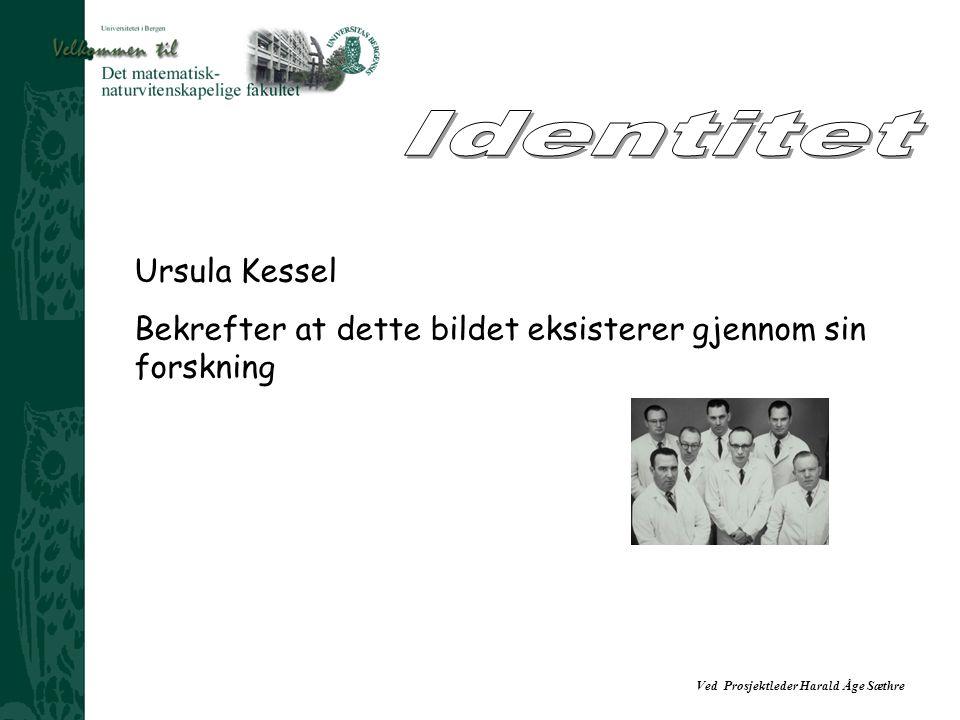 Identitet Ursula Kessel