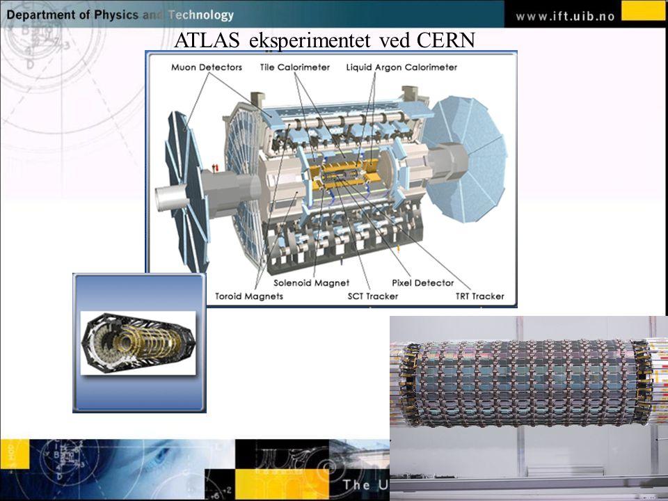 ATLAS eksperimentet ved CERN