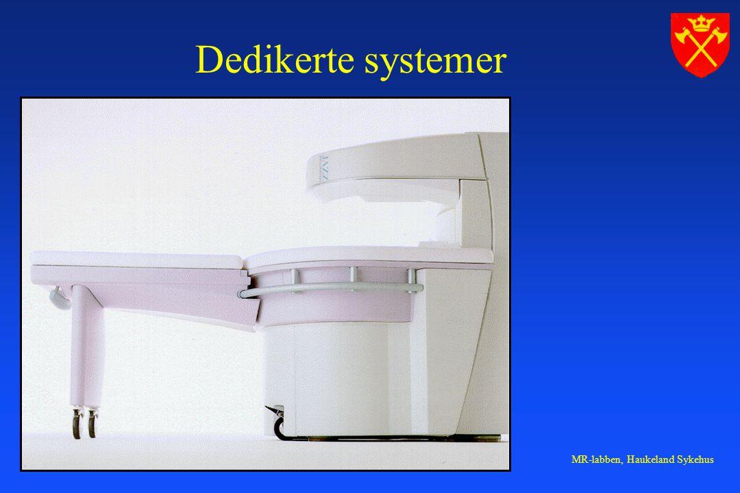 Dedikerte systemer