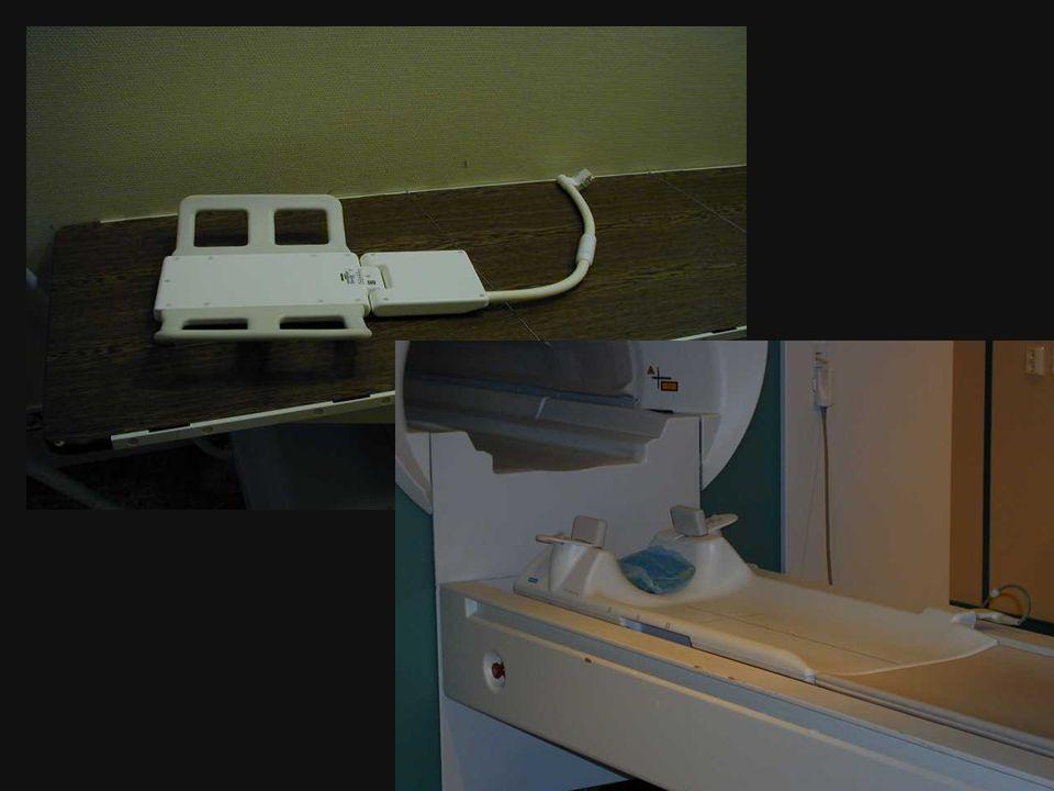 Bilde av rygg spole og nakke spole fra lab. 7.