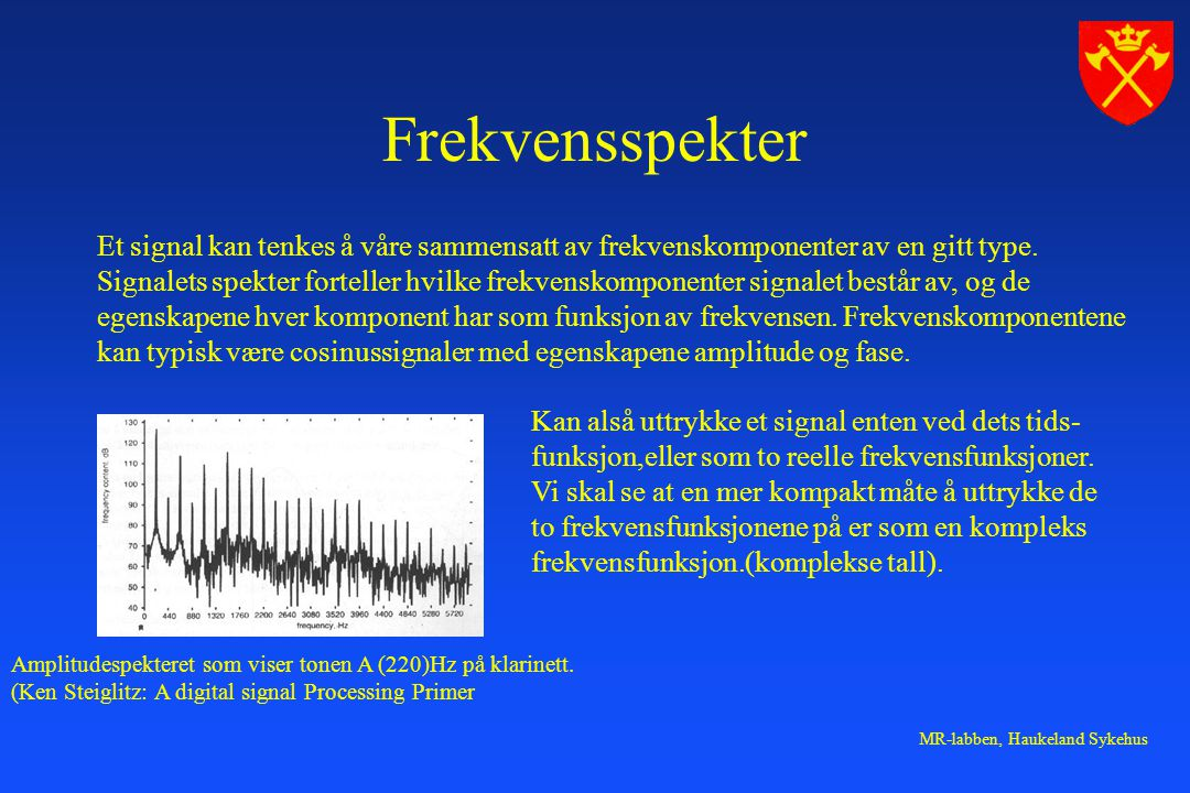 Frekvensspekter