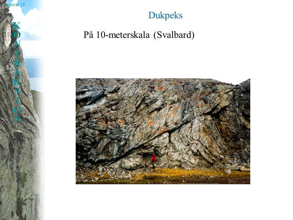 Dukpeks På 10-meterskala (Svalbard)