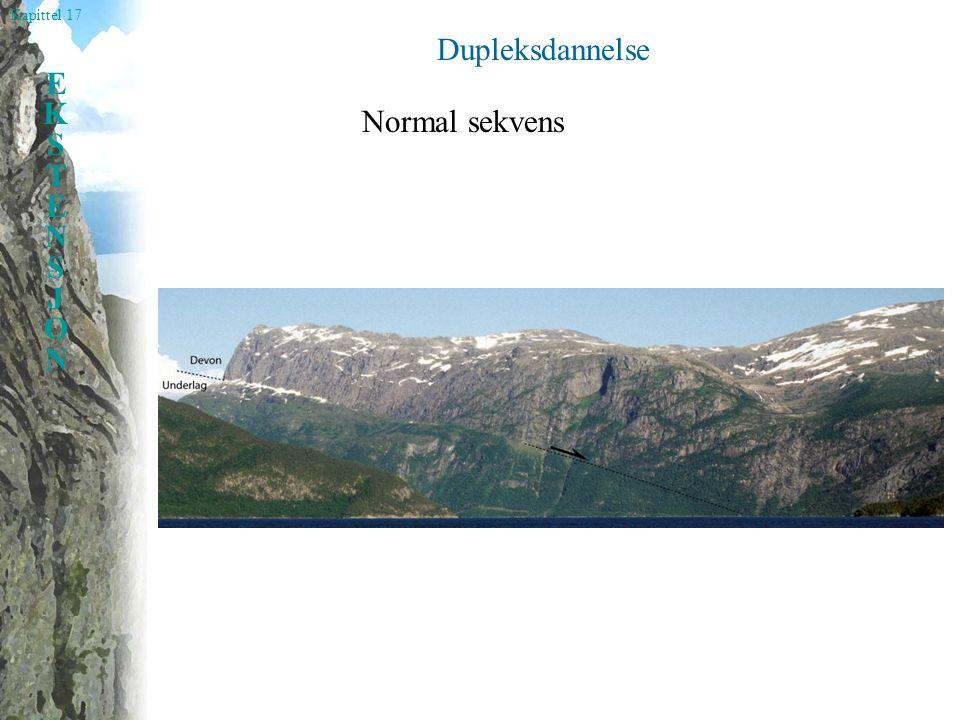 Dupleksdannelse Normal sekvens
