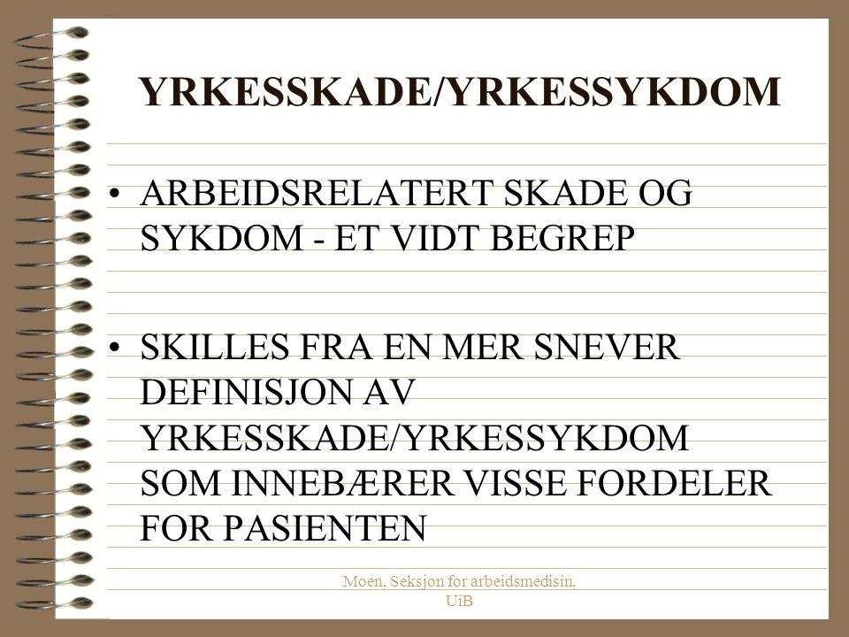 YRKESSKADE/YRKESSYKDOM