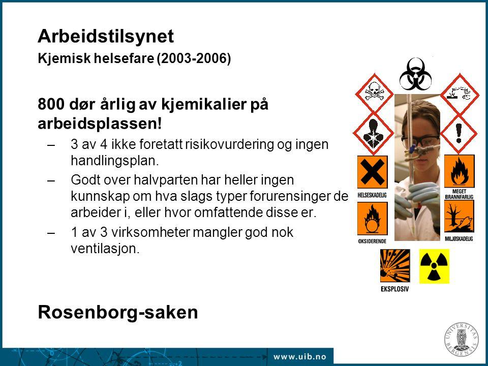 Arbeidstilsynet Rosenborg-saken