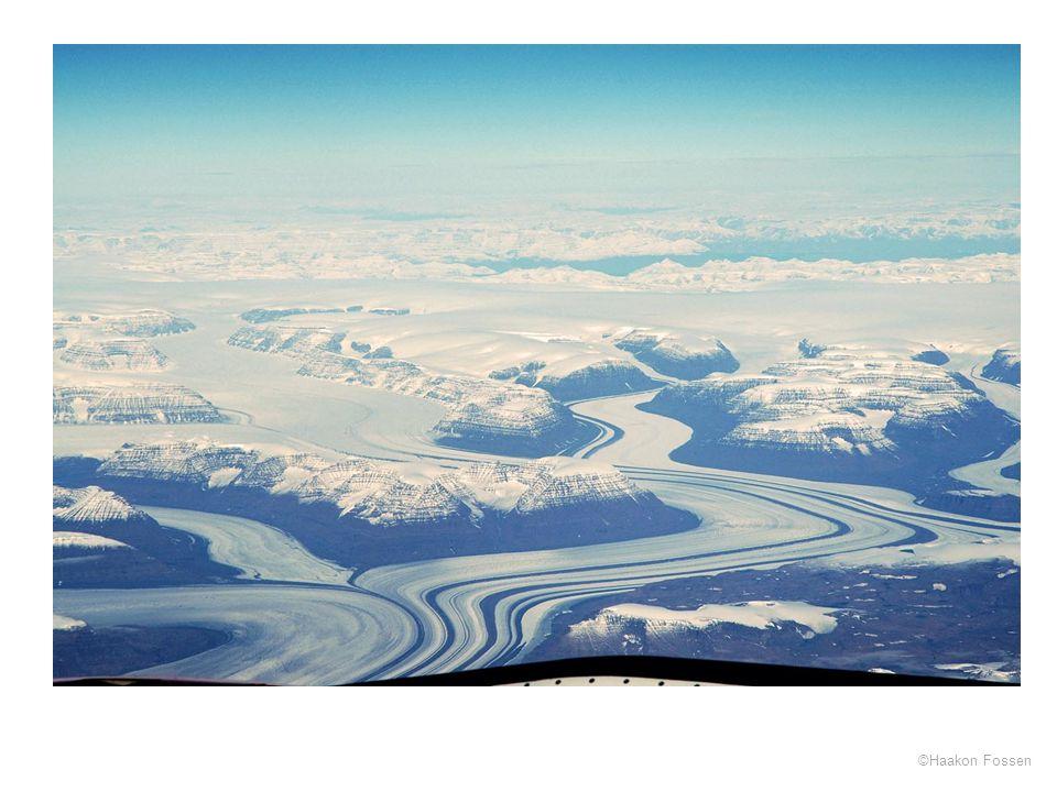 Foto tatt fra SAS rutefly Køvenhavn-Chicago.
