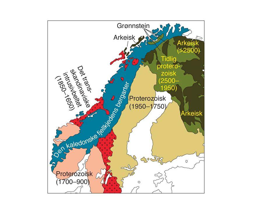 Basert på kart fra boken Landet blir til (mange kilder).