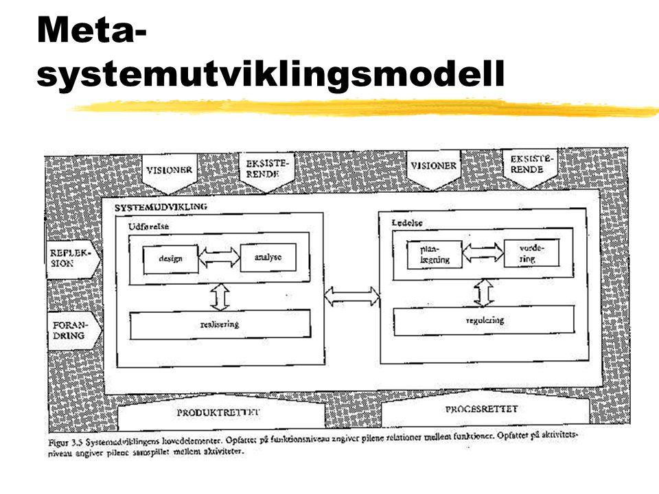 Meta-systemutviklingsmodell
