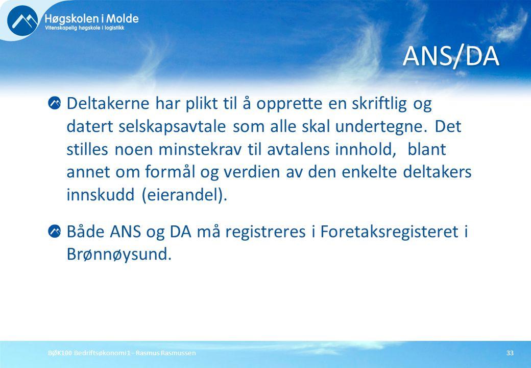 ANS/DA