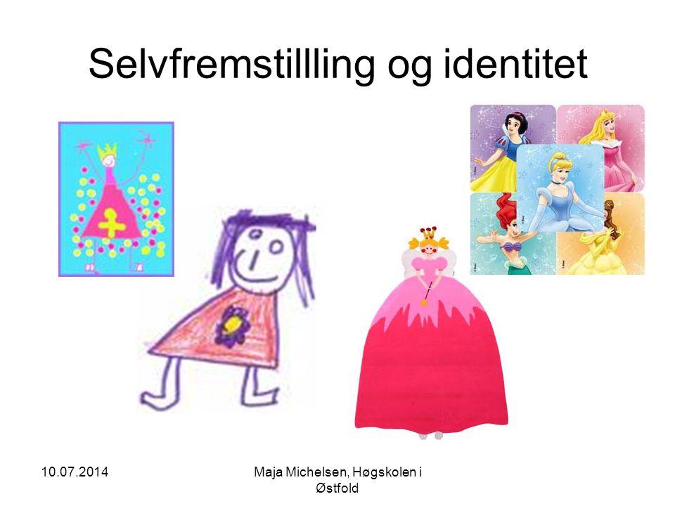 Selvfremstillling og identitet