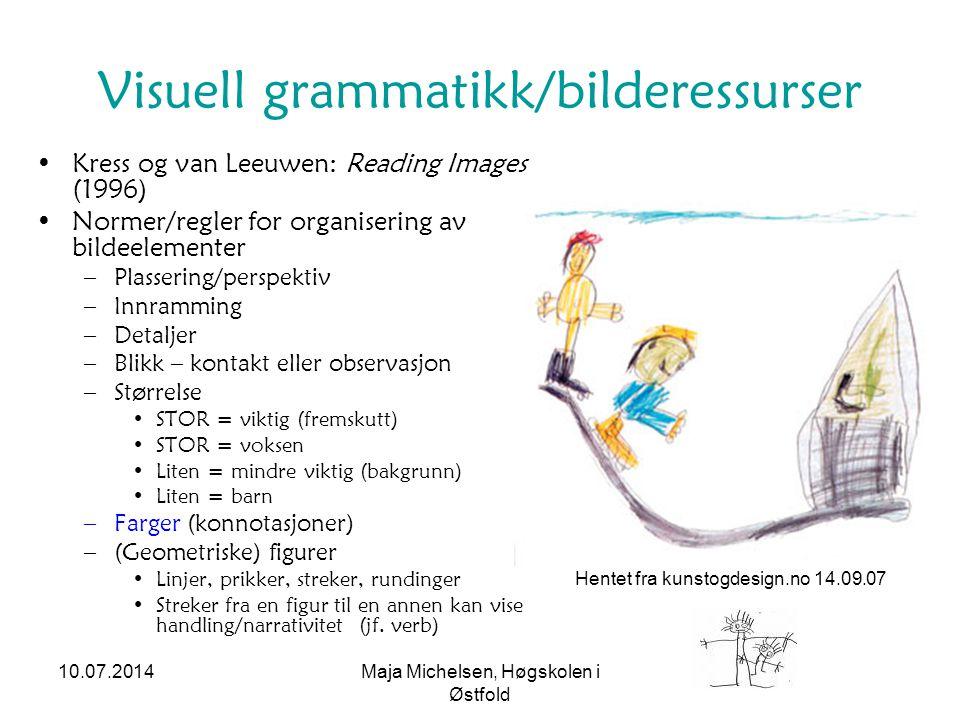 Visuell grammatikk/bilderessurser