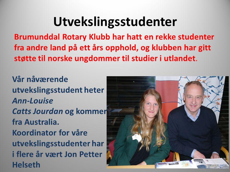 Utvekslingsstudenter