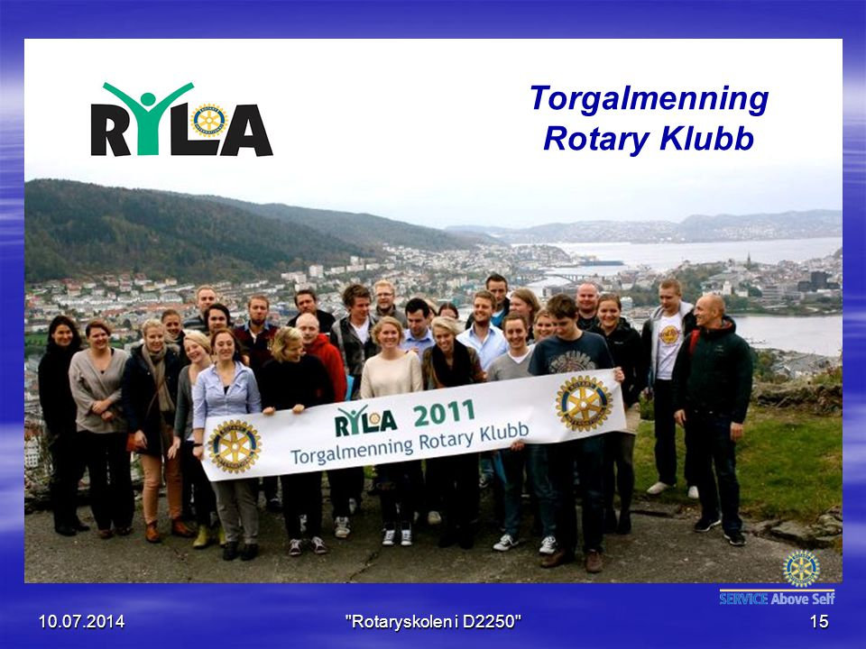 Torgalmenning Rotary Klubb
