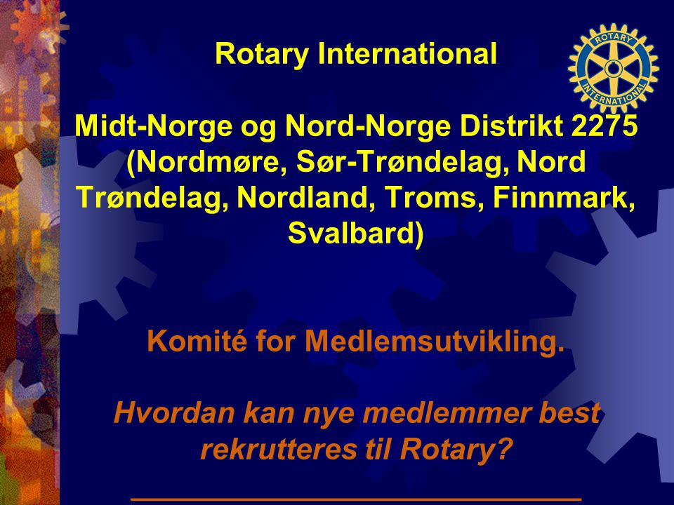 rotary norge no