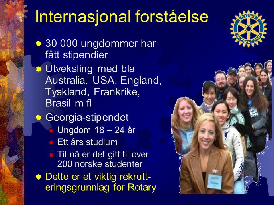 Internasjonal forståelse