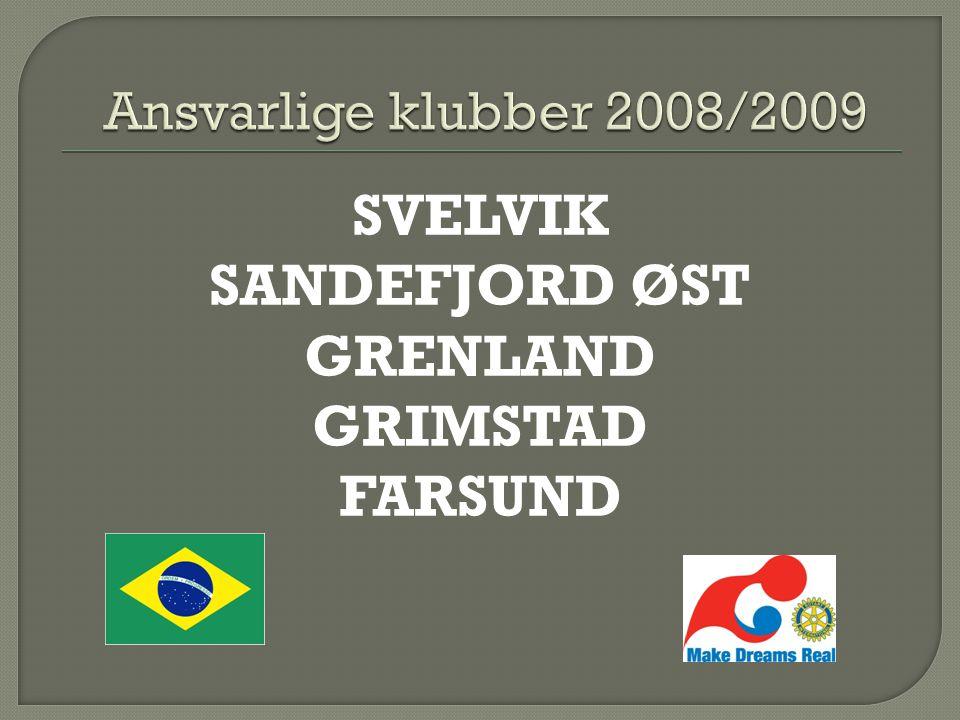 SVELVIK SANDEFJORD ØST GRENLAND GRIMSTAD FARSUND