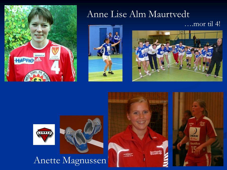 Anne Lise Alm Maurtvedt