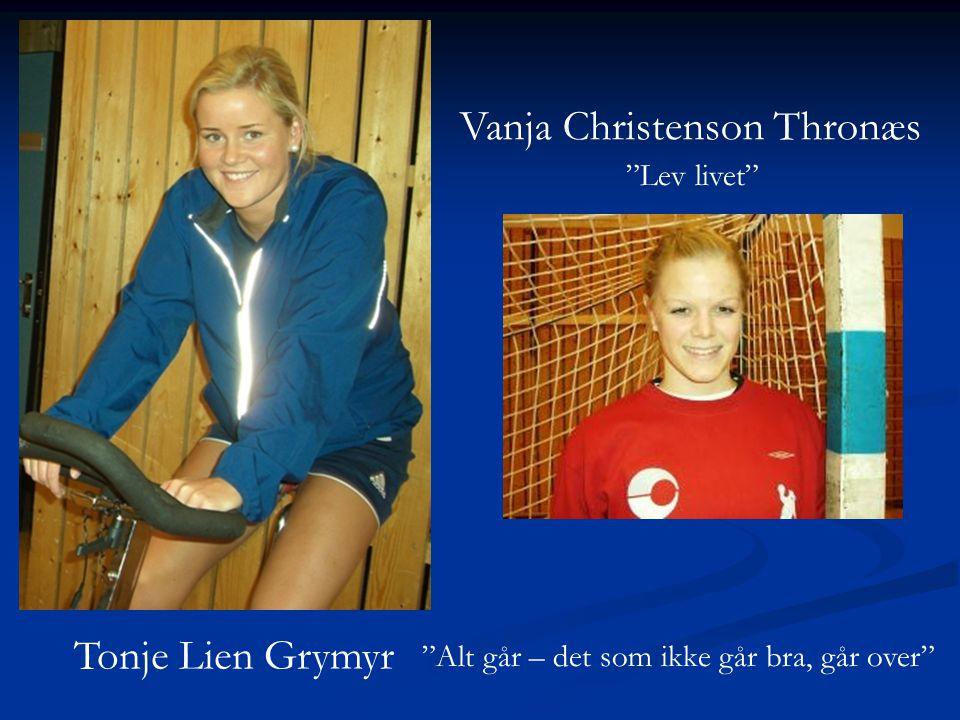Vanja Christenson Thronæs