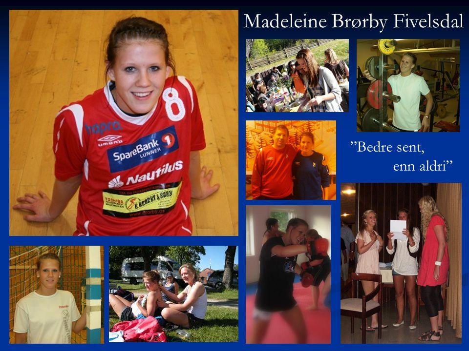 Madeleine Brørby Fivelsdal