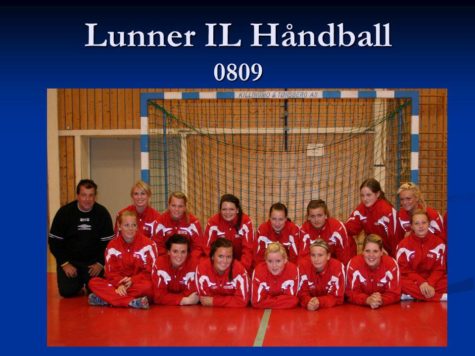 Lunner IL Håndball 0809