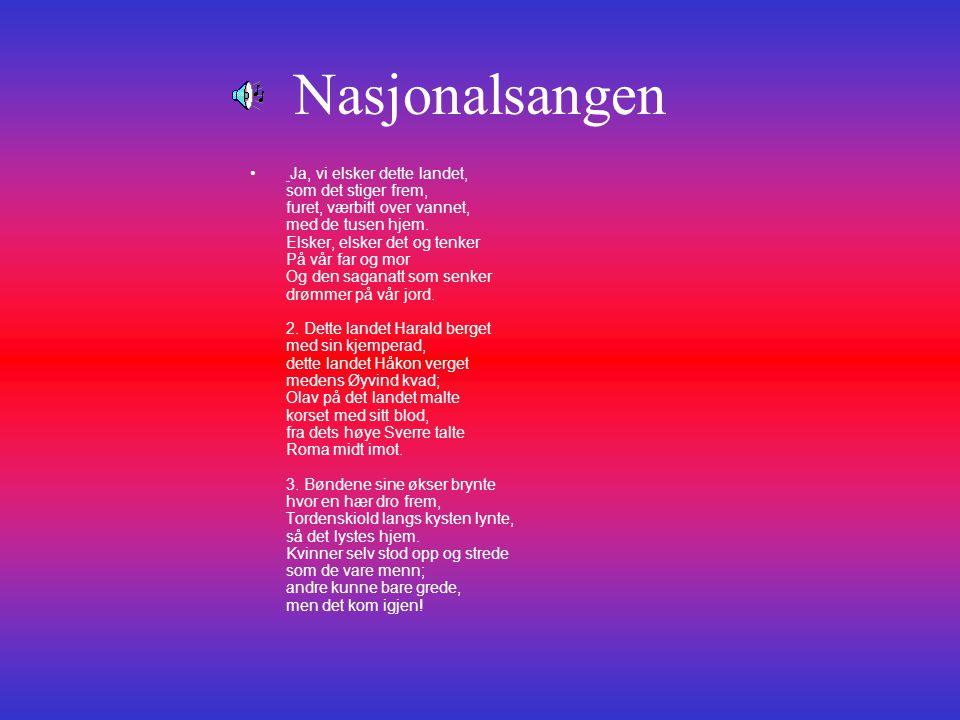Nasjonalsangen