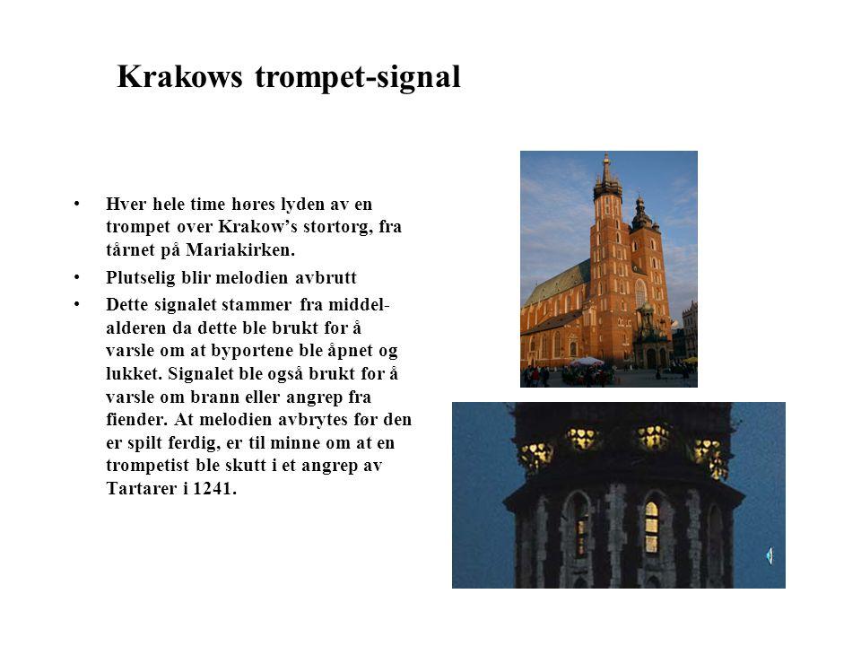 Krakows trompet-signal