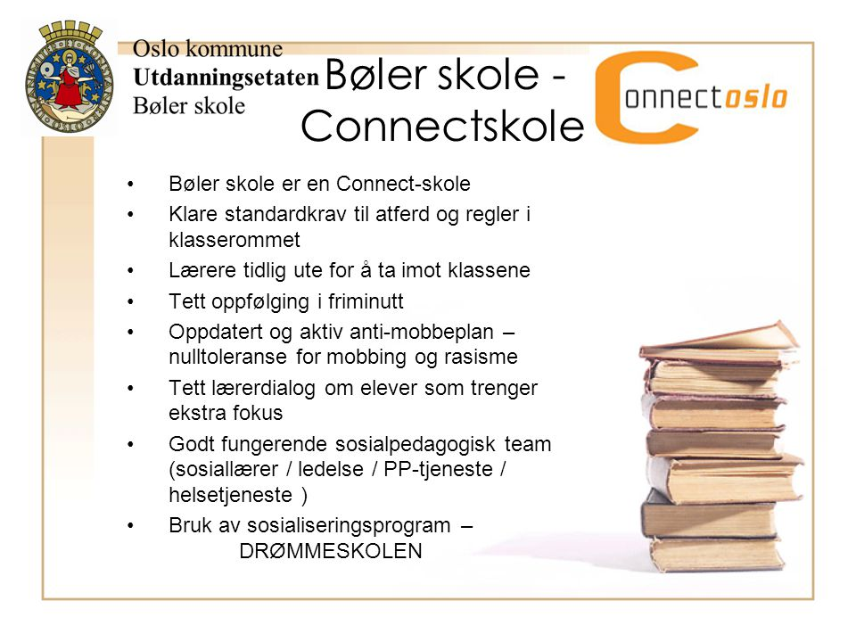 Bøler skole - Connectskole