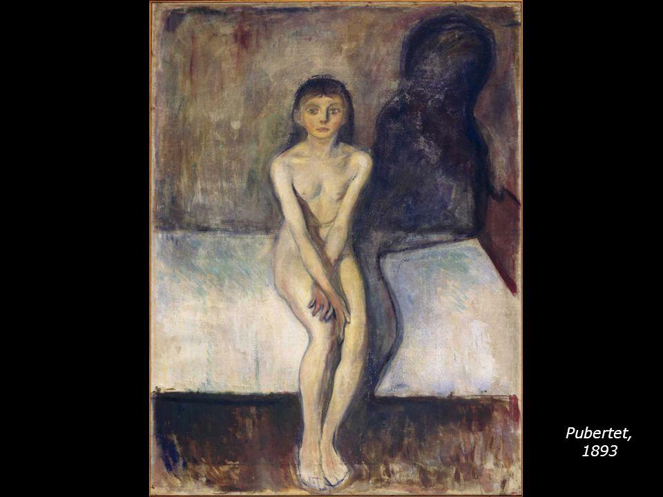 Pubertet, 1893