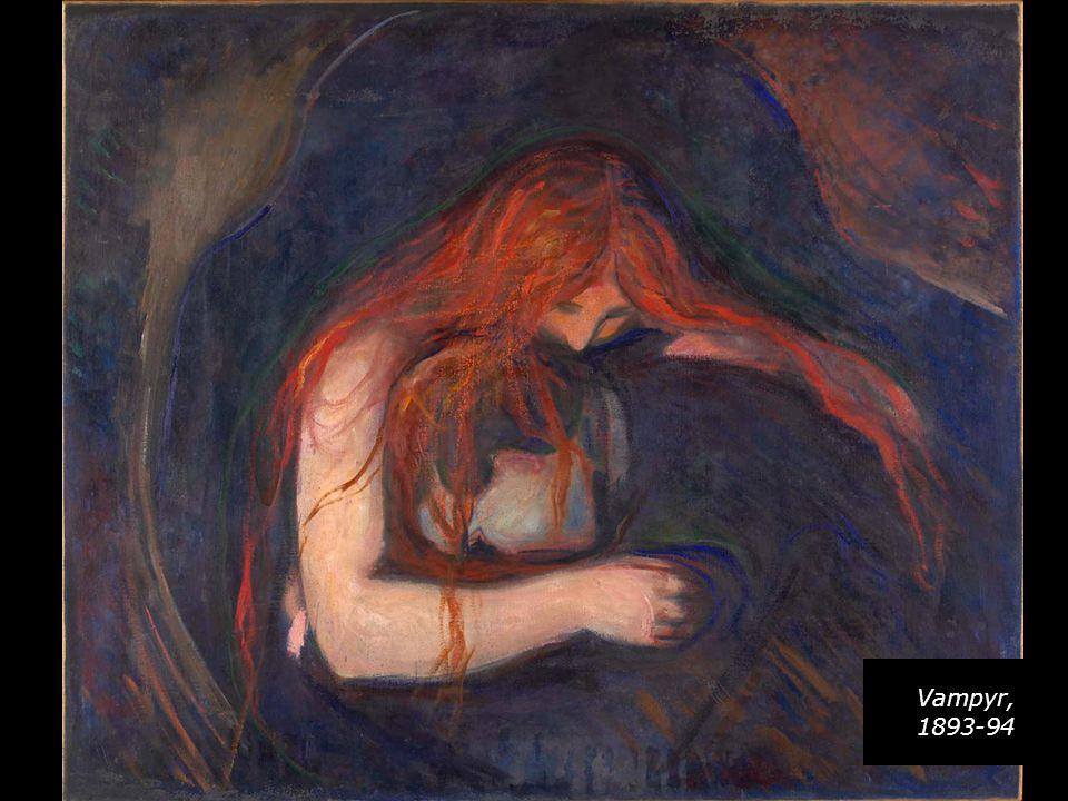 Vampyr, 1893-94