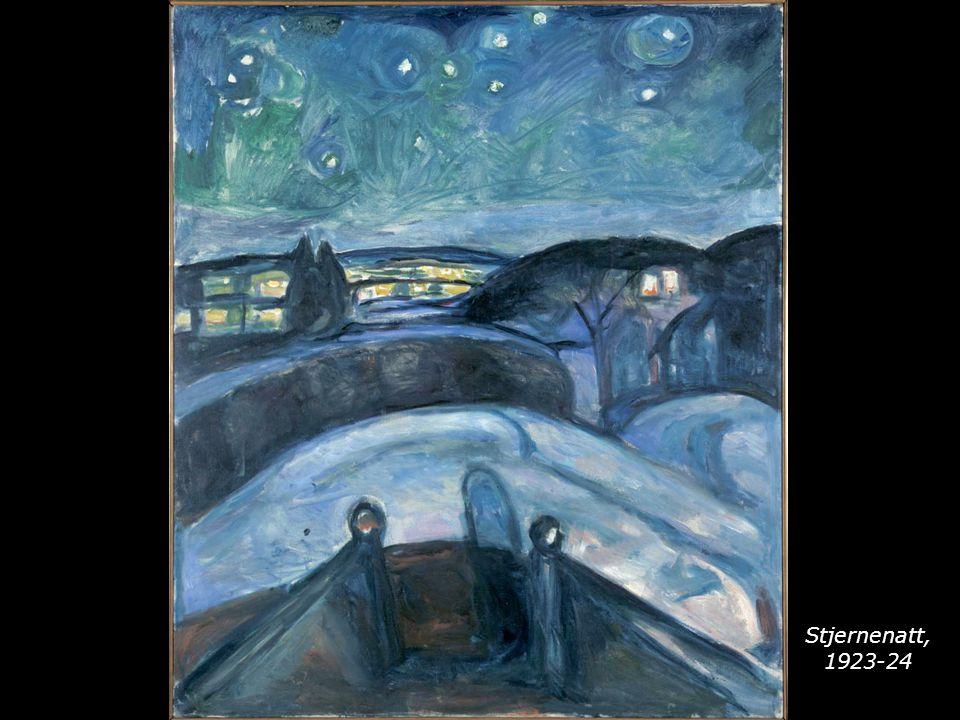 Stjernenatt, 1923-24