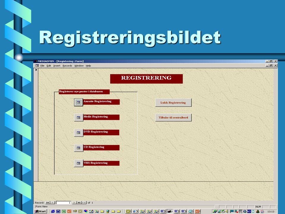 Registreringsbildet