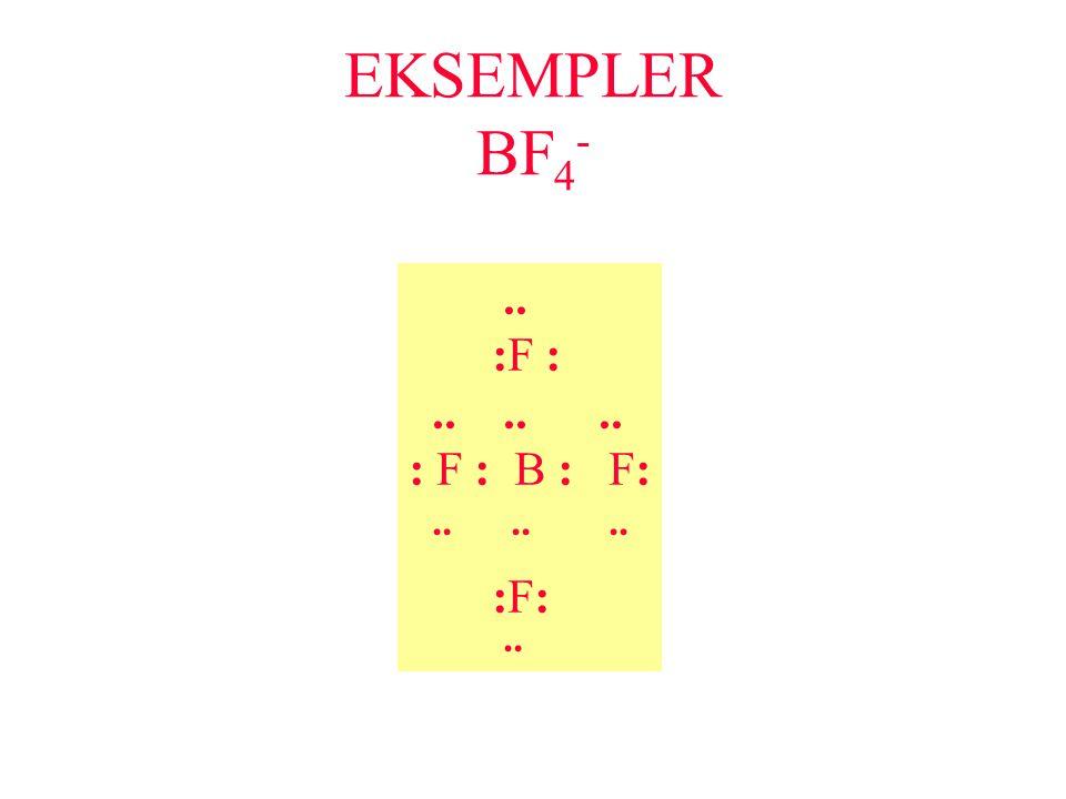 EKSEMPLER BF4- .. :F : .. .. .. : F : B : F: .. .. .. :F: