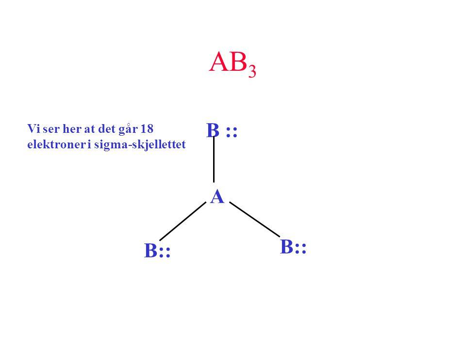 AB3 B :: A B:: B:: Vi ser her at det går 18